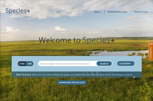 Specie protette da Cites - ricerca